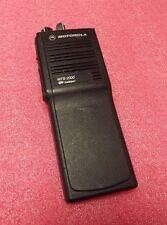 Motorola MTS2000 Handie Talkie FM Radio UCKA, 16 Chan, Model: H01UCD6PW1BN @MMT