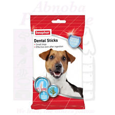 Beaphar bastoncini dentali per cani piccoli denti puliti e malattia combattendo gli ingredienti