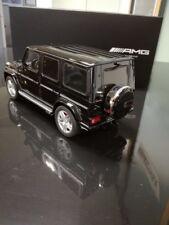 Mercedes Benz, G63 AMG, Limited Edition, 1:18 Modell, Obsidianschwarz
