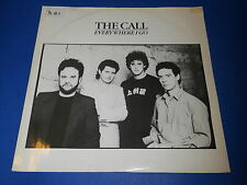 The Call - Everywhere I go - 1986