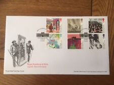 "GB 2018 Royal Academy Of Arts UA RM FDC ""Burlington House, London"" SHS"