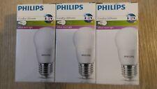 3X Lampe Ampoule Philips  CorePro LEDluster 3w-25W  E27  ES  2700k