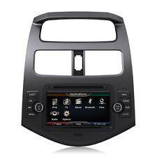 Chevrolet Spark indash Car Radio DVD player GPS Navigation Stereo Free Camera