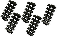 5 NEW LEGO STAIRS minifig stair lot black ladder part pieces bricks toy