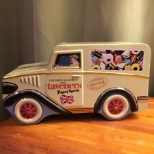 Advertising Tin Taveners Proper Sweets Liquorice Allsorts Vintage Candy Truck