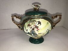 Ardleigh Elliott Beauties Of The Red Mansion Pao Chai Music Box Porcelain Teapot
