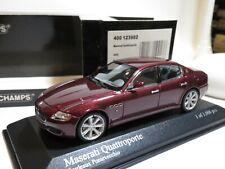 1/43 Minichamps Maserati Quattroporte (2009) diecast