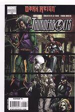 THUNDERBOLTS #129 2ND PRINT / DARK REIGN / DIGGLE / DE LA TORRE / MARVEL COMICS