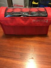 Remington All That Electric 10 Hot Curlers Rollers and clips Travel cheer pagent