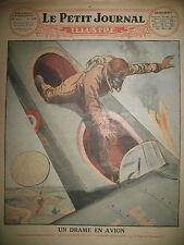 BAYON AVIATION MILITAIRE BANQUE DE FRANCE 2 MILLIARDS OR LE PETIT JOURNAL 1927