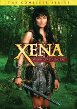 Xena: Warrior Princess: The Complete Series [New DVD] Oversize Item Spilt, Box