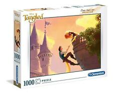 Clementoni The Art Of Disney Tangled 1000 Piece Jigsaw Puzzle
