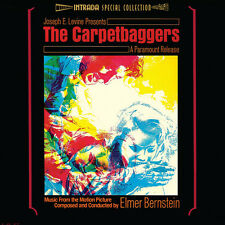 The Carpetbaggers - Complete - Limited Edition - OOP - Elmer Bernstein