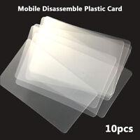Repair Tool 10pcs Handy Plastic Card Pry Opening Scraper for iPhone iPad Tablet