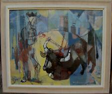 Olle Svanlund 1909-1996, Schüler von Fernand Lèger + Othon Friesz,  datiert 1954