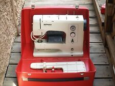 BERNINA 830 RECORD sewing machine with case and extras