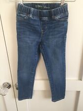 Girls Baby Gap Jegging Jeans Age 5 Excellent Condition