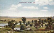 Minnesota, MN, ST Paul, Fish Hatcheries 1910's Postcard