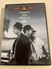 Stranger Than Paradise (DVD, 2000) John Lurie, Eszter Balint With Insert