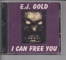 I Can Free You CD EJ Gold Yamaha 2000 organ 1972 Psychedelic