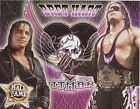 BRET HIT MAN HART WWE SIGNED 8x10 PHOTO w/ COA AUTOGRAPH