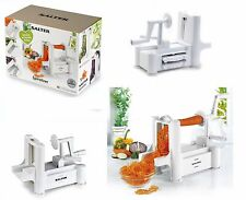 Salter Fruit Vegetable Tool Spiralizer Slicer Zucchini Carrot Spaghetti Maker