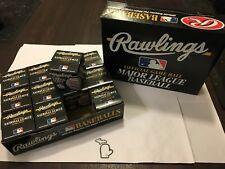UNSIGNED 1995-99 L. Coleman Rawlings ONL Official National League Baseball MT