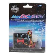 Evercool EC5010M12CA 50mm x 10mm CPU Replacement Cooling Fan 3 pin + 4 pin