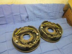 10 x 2.5 brake plates loaded drum MOPAR DODGE 8 3/4 8.75 dart duster  8 1/4 used