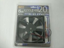 SILENX EFFIZIO 120mm 15dBA 74 cfm EFX-12-158  BRIGHT BLUE LED EDITION