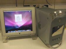 "Apple Power Mac G4 con Monitor Apple Studio 17"" LCD"
