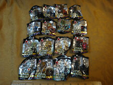 Star Wars Bearbrick Set Of 16 Different Characters Pepsi Nex - Free S&H USA-lot1