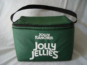 Jolly Rancher Jolly Jellies Thermal Cooler Bag Insulated, Picnic, Lunch Portable
