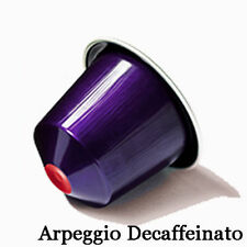 200 NESPRESSO Kapseln ARPEGGIO DECAFFEINATO  Kostenloser Versand