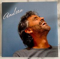 Andrea [2 LP] by Andrea Bocelli