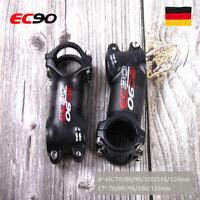 Rennrad MTB Lenker Vorbau Carbon+Aluminium Fahrrad Vorbau 6/17 Grad 28.6*31.8mm
