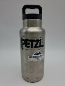 Ozark Trail Double Wall Stainless Steel Water Bottle 36 oz W/Custom Stickers