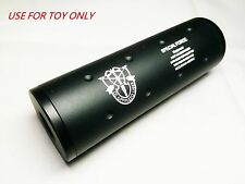 110mm Airsoft Toy Barrel Dummy Extension (14mm CW CCW) AF-SI0036