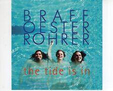 CD BRAFF OESTER ROHRERthe tide is inNEAR MINTJAZZ  (B2223)