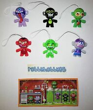 MYSTERY LAB COMPLETE SET WITH ALL PAPERS KINDER SURPRISE HALLOWEEN 2019
