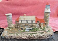Harbour Lights Matinicus Rock, Me #173 1996 Coa & Original Box