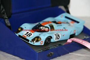 Le Mans Miniatures 132071/59 1/12ft Porsche 917LH No. 18 1971