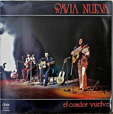 SAVIA NUEVA: El Condor Vuelve-SEALED1979LP BOLIVIAN IMPORT
