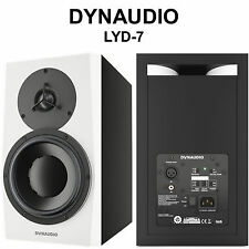 "DYNAUDIO LYD-7 Active 200w Total 7"" Bi-Amp DSP Nearfield Studio Monitors"