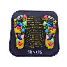 Leg Pain Relief Walk Massage Mat Reflexology Relieve Walk Stone Foot Health Care