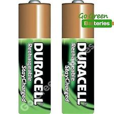 Duracell Rechargeable Batteries 1.2 V