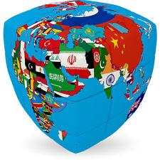 V-Cube United Nations - 3 x 3 x 3 oreiller Cube