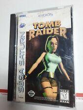 Tomb Raider (Sega Saturn, 1996)