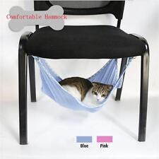 Large Cat Hammock Pet Kitten Hanging Cage Swing Toy Rest Sleep Cool HC