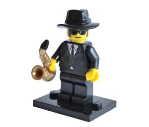 Lego Saxophone Player 71002 Collectible Series 11 Minifigures